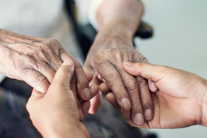Protect your elderly parents with a personal accident plan.