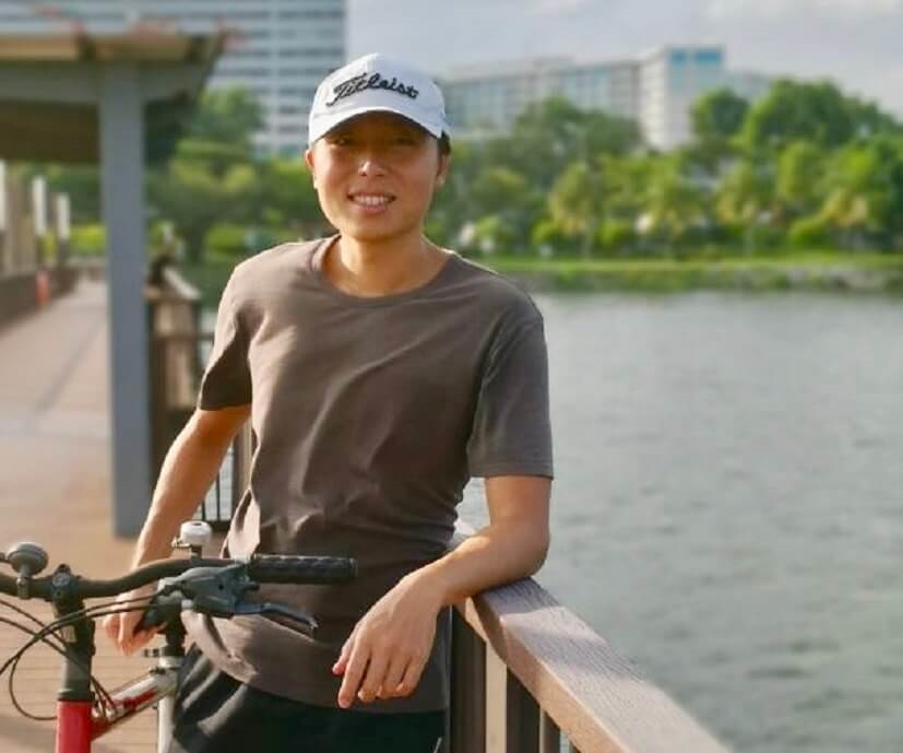 Shaun Au Yong joined the company in 2018 as a graduate trainee.