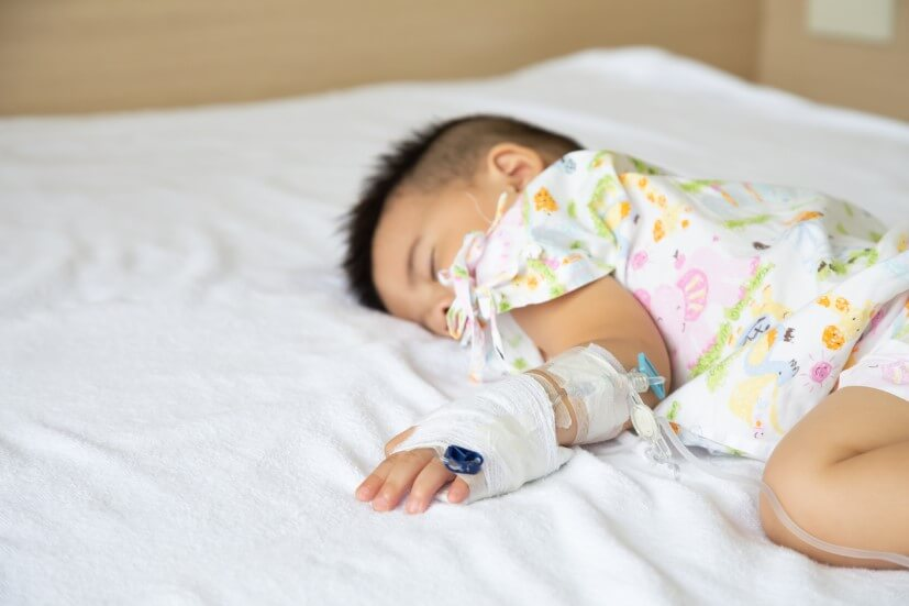 The last thing anyone wants when their child is in the hospital is to quibble over costs and what treatments can be afforded.