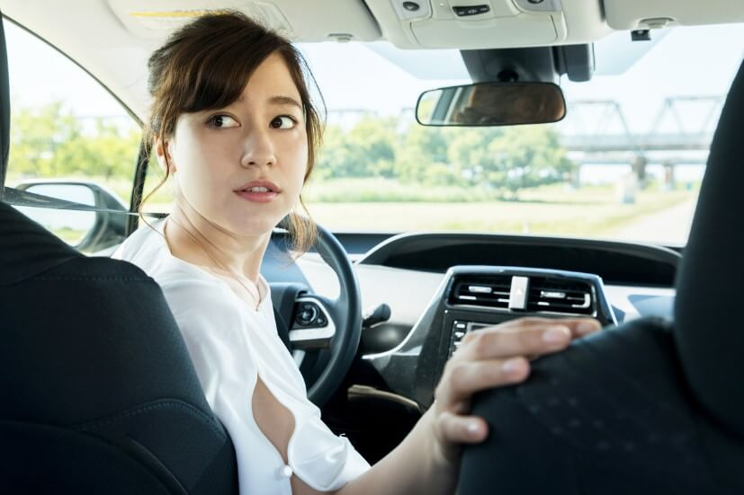 Understand what makes you nervous about driving.