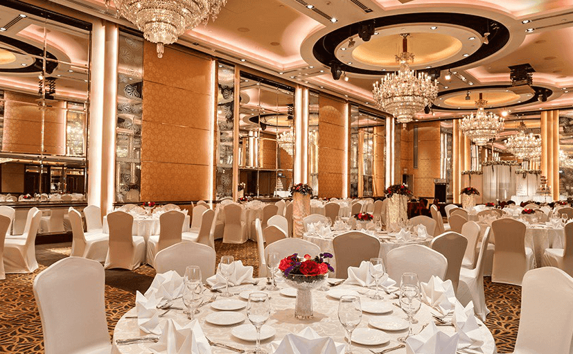 Planning a 50000 grand wedding at under 100 per guest isnt traditional venues for weddings typically include hotels that offer wedding banquet package with a free nights stay in the hotels suite junglespirit Choice Image